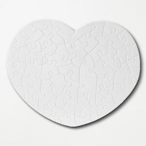Heart Shaped Puzzle(52Pieces)