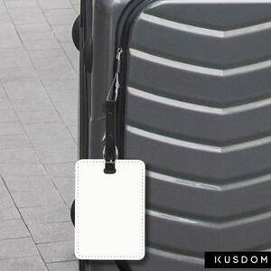 PU Luggage Tag