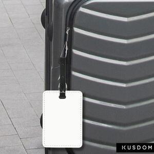 皮质行李牌