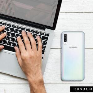 Samsung Galaxy A70 透明殼