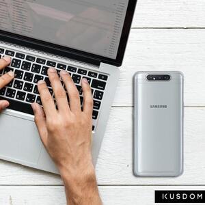 Samsung Galaxy A80 Clear Case