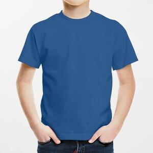 男童棉質圓領T恤