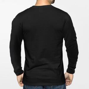 Men's Basic Long Sleeve T-Shirt