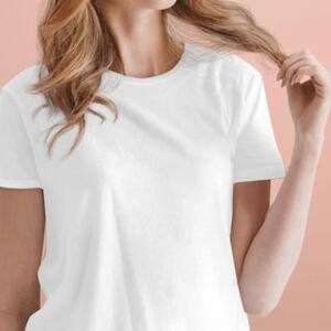 女装棉质圆领T恤