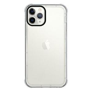 iPhone 11 Pro 透明防撞殼(黑邊鏡頭)