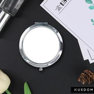 Round Compact Mirror (Middle)