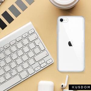 iPhone SE Clear Bumper Case(2020 TPU soft case)