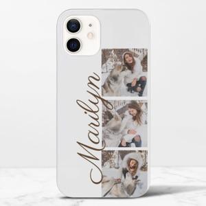 iPhone 12 mini 슬림 하드 케이스