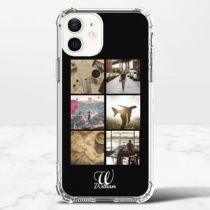 iPhone 12 투명 범퍼 케이스 (TPU 소프트)