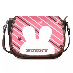 Custom Name Saddle Bags