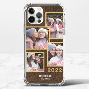 iPhone 12 Pro 투명 범퍼 케이스 (TPU 소프트)