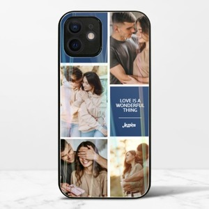 iPhone 12 Aurora Stalinite Case