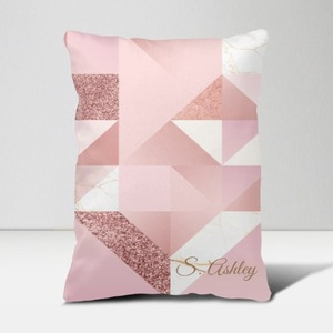 Custom Name Accent Pillow 16'' x 24''