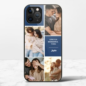 iPhone 12 Pro Max 鋼化玻璃殼