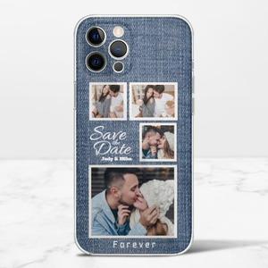 客製iPhone 12 Pro Max 透明殼(TPU軟款)