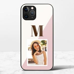 客製iPhone 12 Pro Max 鋼化玻璃殼