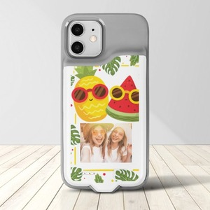 Personalized iPhone 12 / 12 Pro Phone Case with Power Bank
