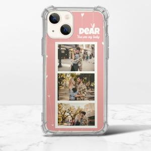 iPhone 13 mini 透明防撞壳(TPU软款)