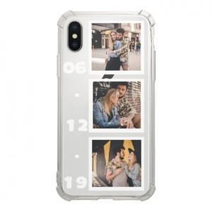 iPhone X 透明防撞壳(全透)