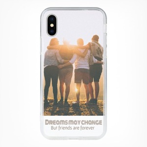 iPhone X 透明殼