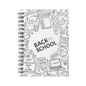 Spiral Notebook(Small)