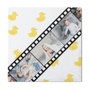 Photo Collage Washcloth