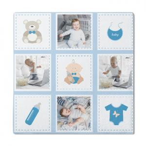 Photo Template Washcloth