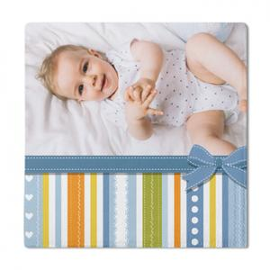 Custom Photo Washcloth