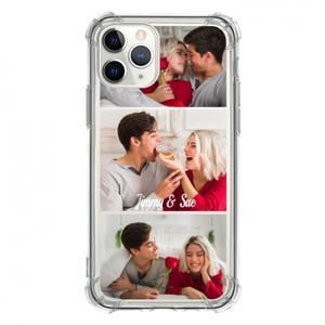 iPhone 11 Proクリアバンパーケース