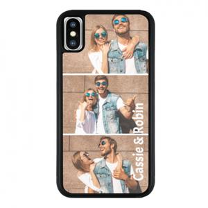 DIY Photos iPhone X Bumper Case