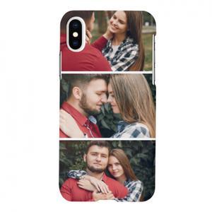 Custom Photo iPhone X Glossy Case