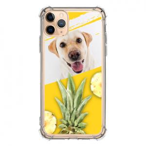 Personalized iPhone 11 Pro Max Clear Bumper Case