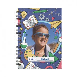 Create Your Own Spiral Notebook(Small)