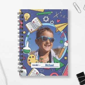 创意订制线圈笔记本(小)