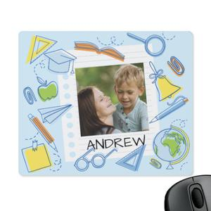 DIY Photos Rectangle Mouse Pad