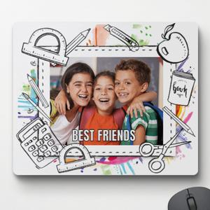 Photo Template Rectangle Mouse Pad