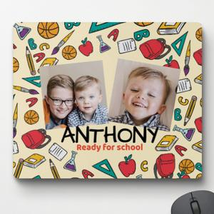 Custom Photo Rectangle Mouse Pad