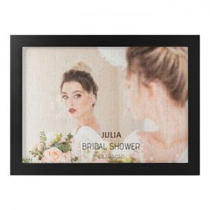 Full Photo Framed Puzzle (120 Pieces)