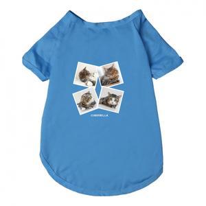 写真テンプレートペットシャツ
