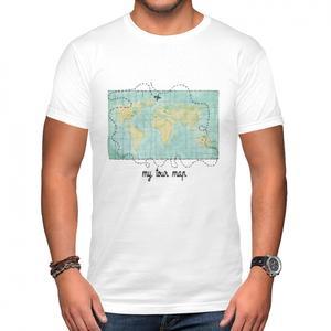 Custom Text Men's Basic T-Shirt