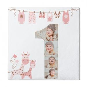 Personalized Photo Washcloth