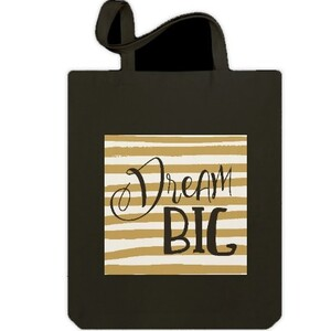Jumbo Tote Bag - Dream Big
