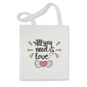 Tote Bag - All you need is LOVE