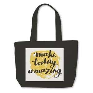 Mini Tote Bag - Make Today Amazing