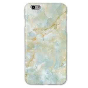 iPhone 6/6s Plus Teal Onyx Marble Glossy Case