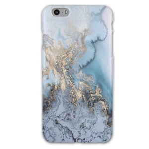 iPhone 6/6s Plus Blue Onyx Glossy Case