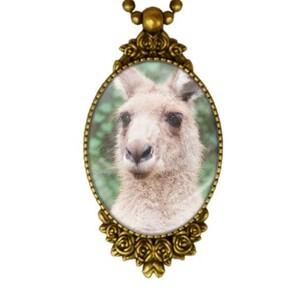 Rose Retro Style Necklace