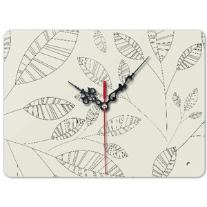 Rectangle Wall Clock