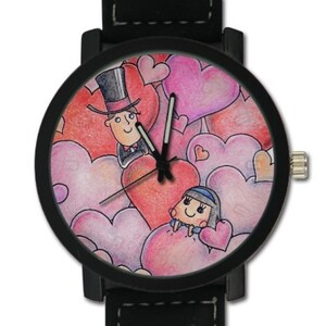 Alice and the Mat Hatter Large Surface Watch