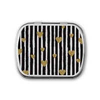 Metal Hinge Top Tin(Small)